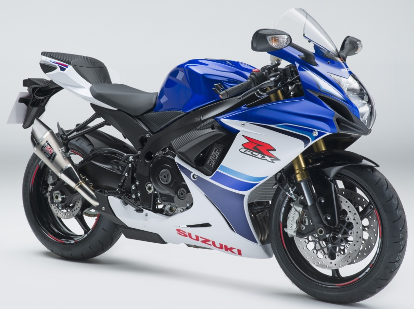 Suzuki GSX-R750 preparing for a comeback in 2018? Image #631163