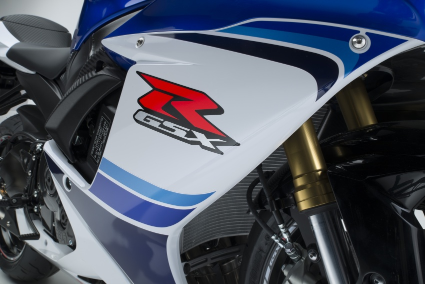 Suzuki GSX-R750 preparing for a comeback in 2018? Image #631155