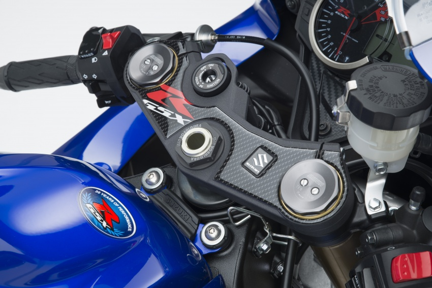 Suzuki GSX-R750 preparing for a comeback in 2018? Image #631156