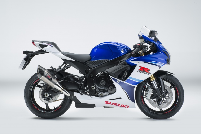 Suzuki GSX-R750 preparing for a comeback in 2018? Image #631159