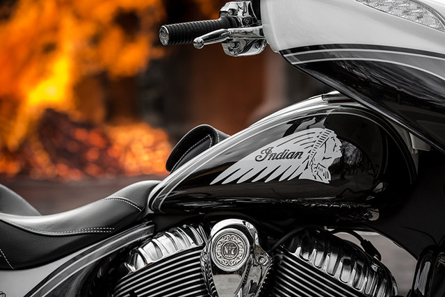 Indian Motorcycle and Jack Daniel's whiskey team up for Indian Chieftain limited edition – only 100 units Image #629791