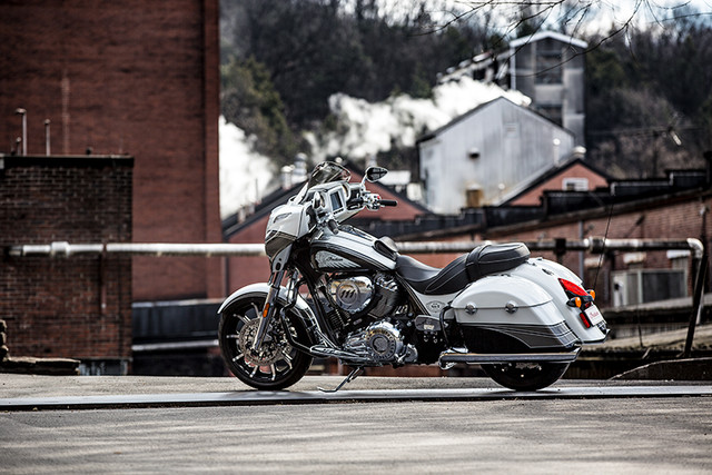 Indian Motorcycle and Jack Daniel's whiskey team up for Indian Chieftain limited edition – only 100 units Image #629795