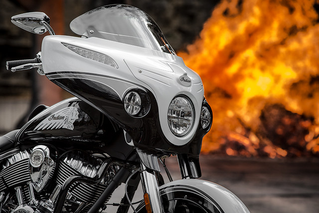 Indian Motorcycle and Jack Daniel's whiskey team up for Indian Chieftain limited edition – only 100 units Image #629783