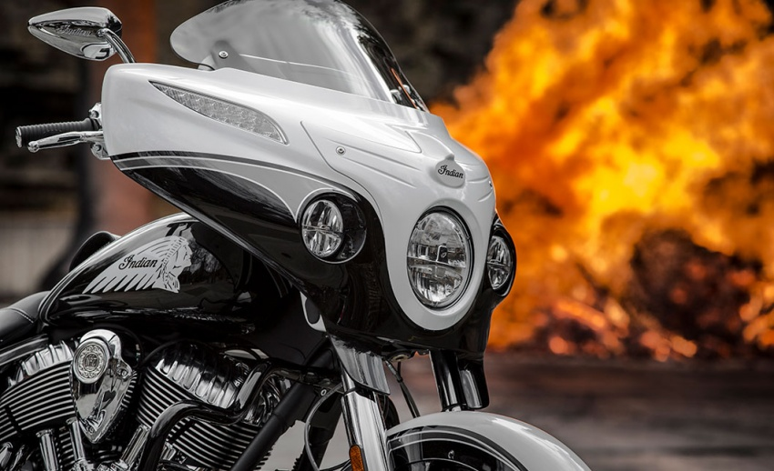 Indian Motorcycle and Jack Daniel's whiskey team up for Indian Chieftain limited edition – only 100 units Image #629799