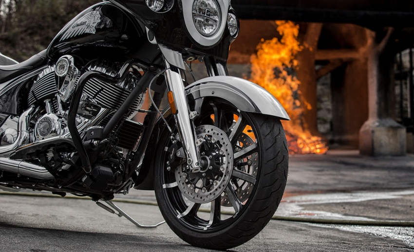 Indian Motorcycle and Jack Daniel's whiskey team up for Indian Chieftain limited edition – only 100 units Image #629806