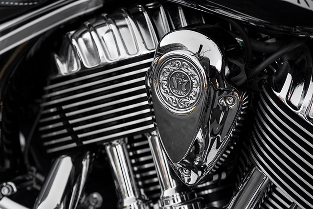 Indian Motorcycle and Jack Daniel's whiskey team up for Indian Chieftain limited edition – only 100 units Image #629786