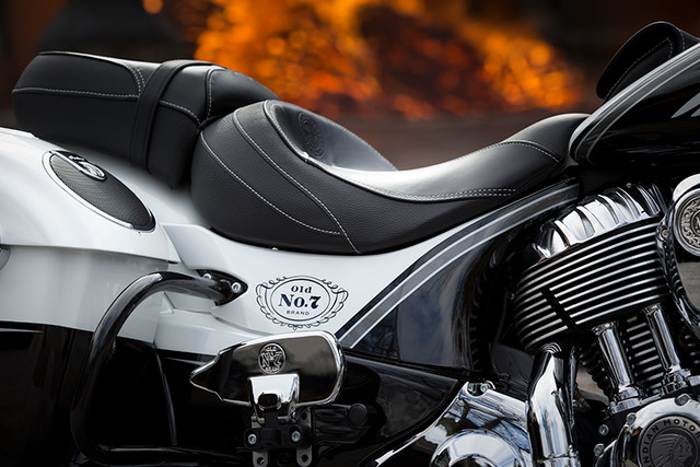 Indian Motorcycle and Jack Daniel's whiskey team up for Indian Chieftain limited edition – only 100 units Image #629789