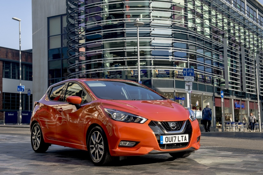 All-new Nissan March arrives in the UK, from RM66k Image #637848