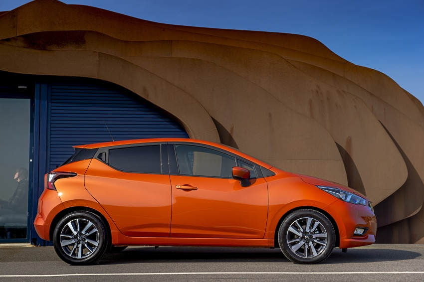 All-new Nissan March arrives in the UK, from RM66k Image #637861