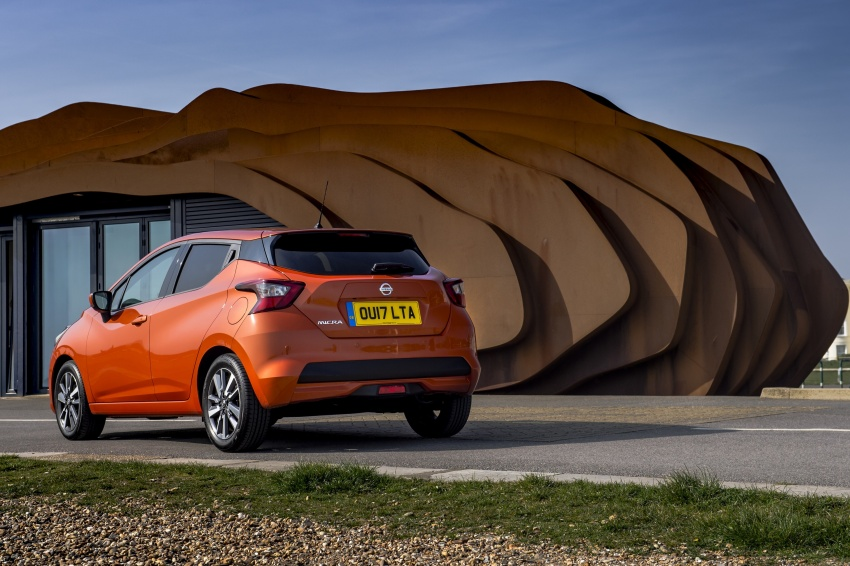 All-new Nissan March arrives in the UK, from RM66k Image #637863