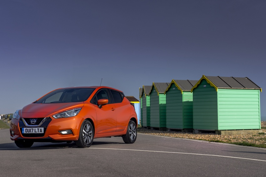 All-new Nissan March arrives in the UK, from RM66k Image #637867