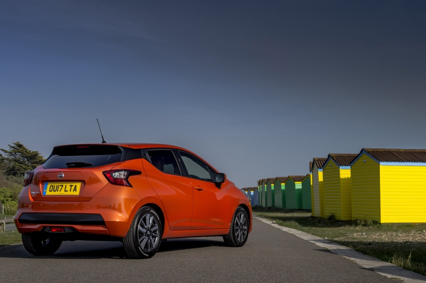 All-new Nissan March arrives in the UK, from RM66k Image #637869