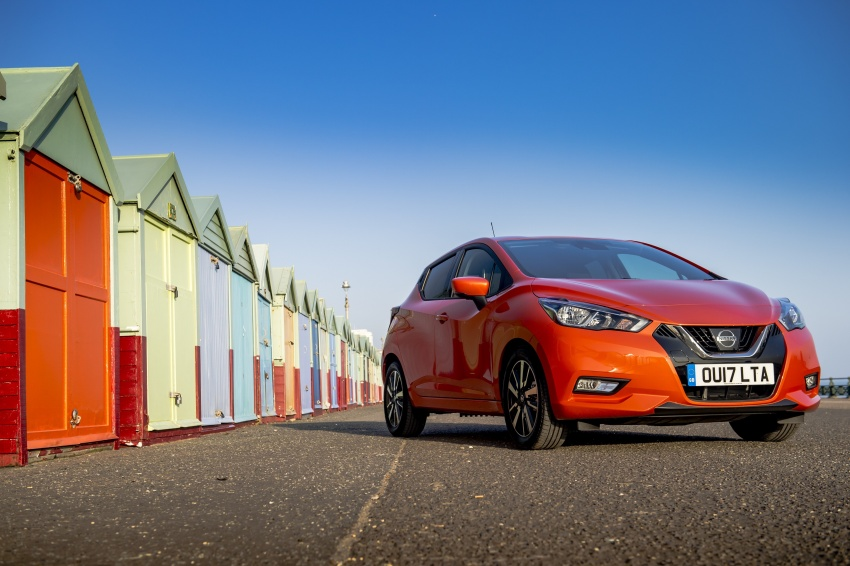 All-new Nissan March arrives in the UK, from RM66k Image #637871