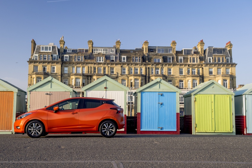 All-new Nissan March arrives in the UK, from RM66k Image #637872