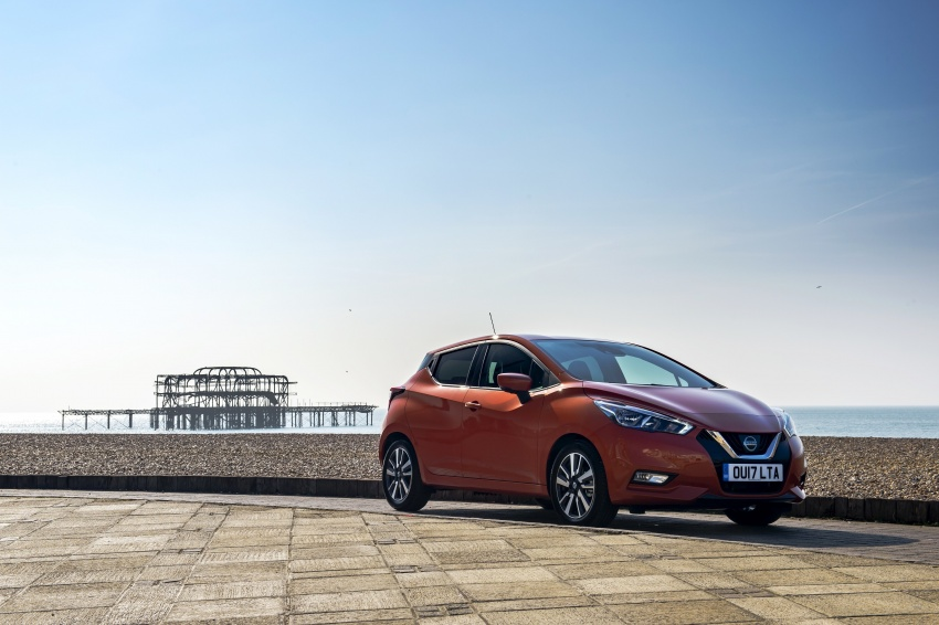All-new Nissan March arrives in the UK, from RM66k Image #637875