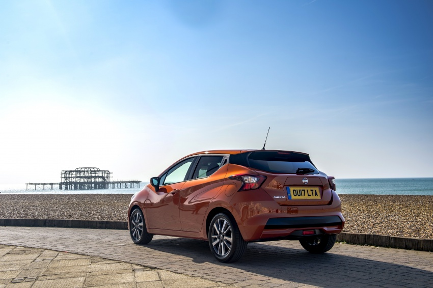 All-new Nissan March arrives in the UK, from RM66k Image #637877