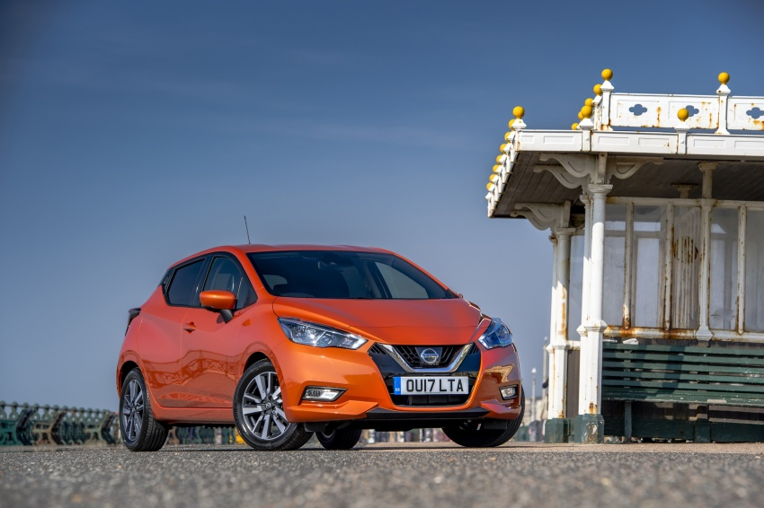 All-new Nissan March arrives in the UK, from RM66k Image #637878