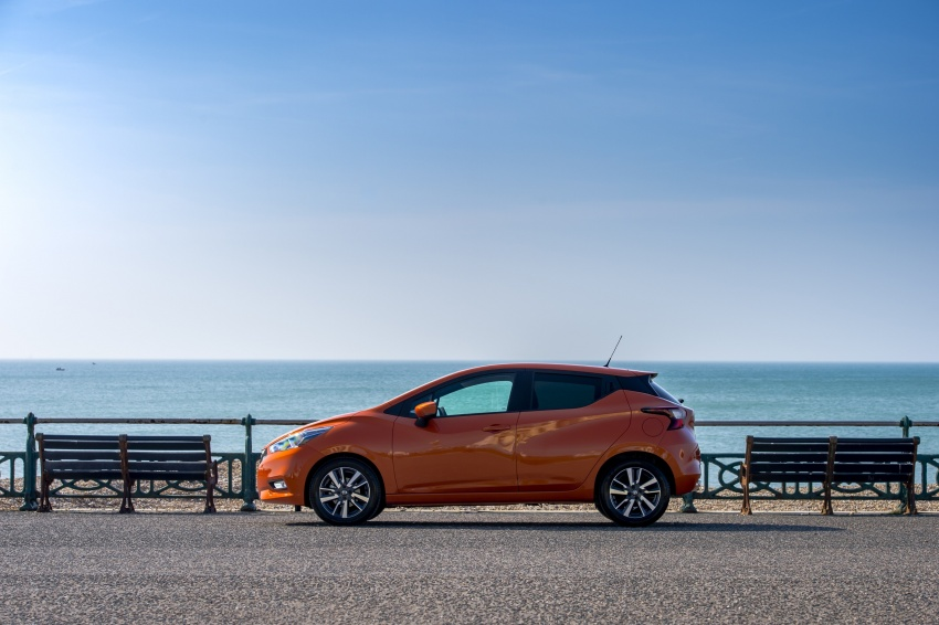All-new Nissan March arrives in the UK, from RM66k Image #637879