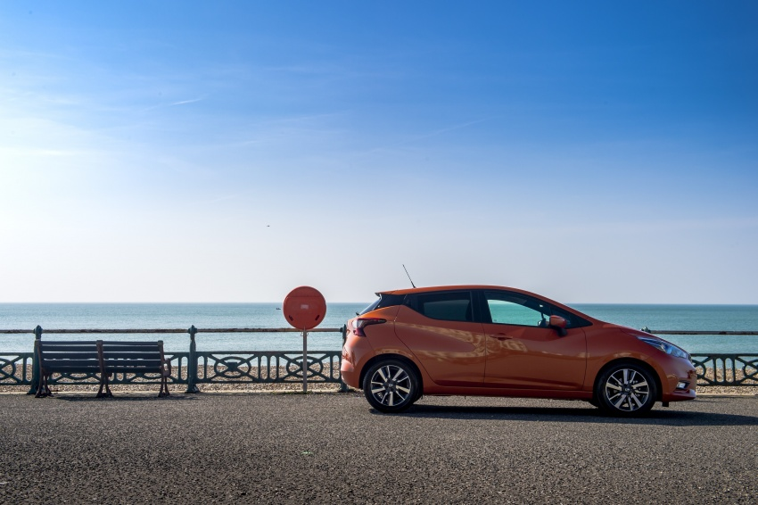 All-new Nissan March arrives in the UK, from RM66k Image #637880