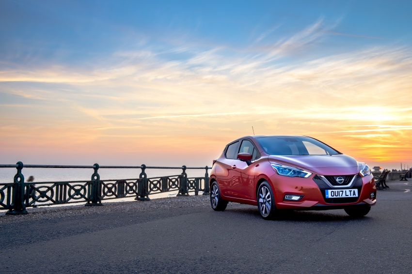 All-new Nissan March arrives in the UK, from RM66k Image #637885