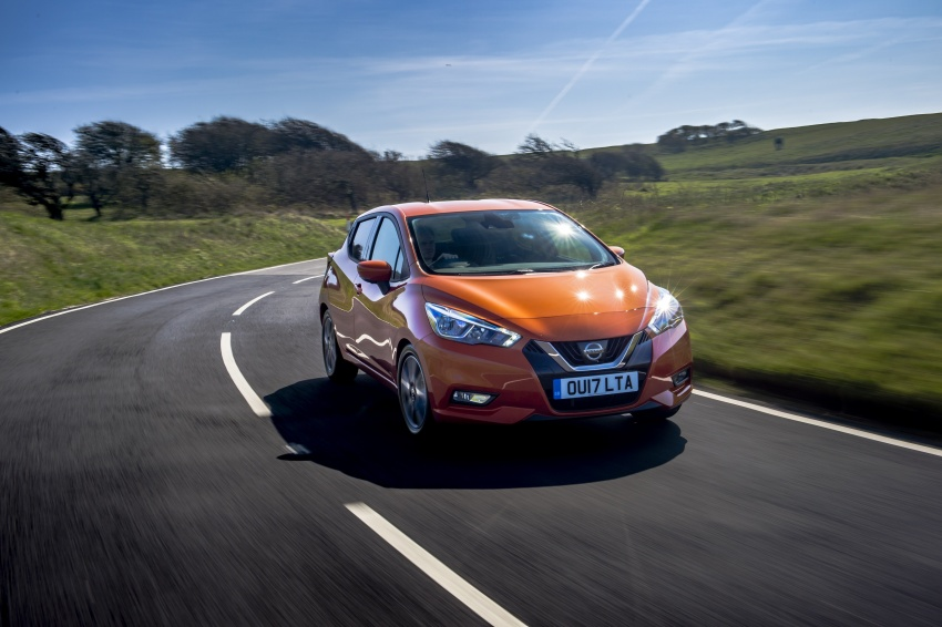 All-new Nissan March arrives in the UK, from RM66k Image #637886