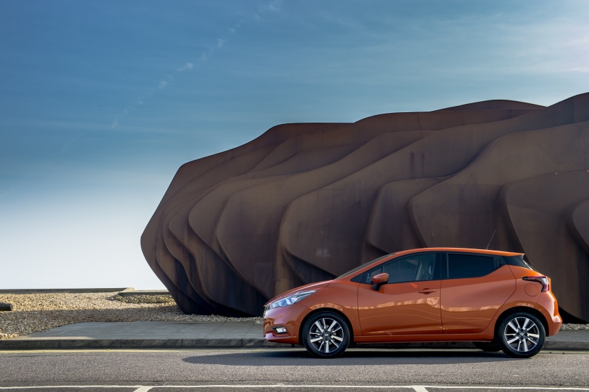 All-new Nissan March arrives in the UK, from RM66k Image #637851