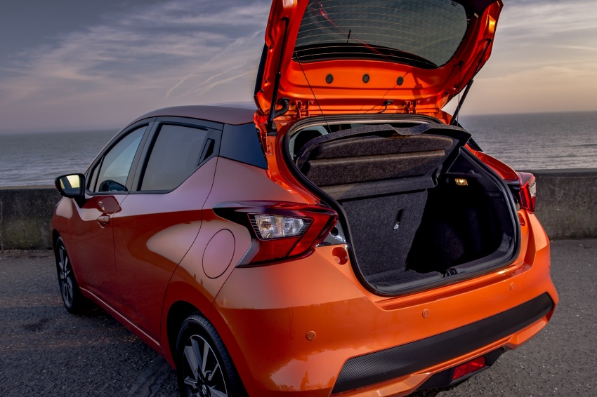 All-new Nissan March arrives in the UK, from RM66k Image #637897