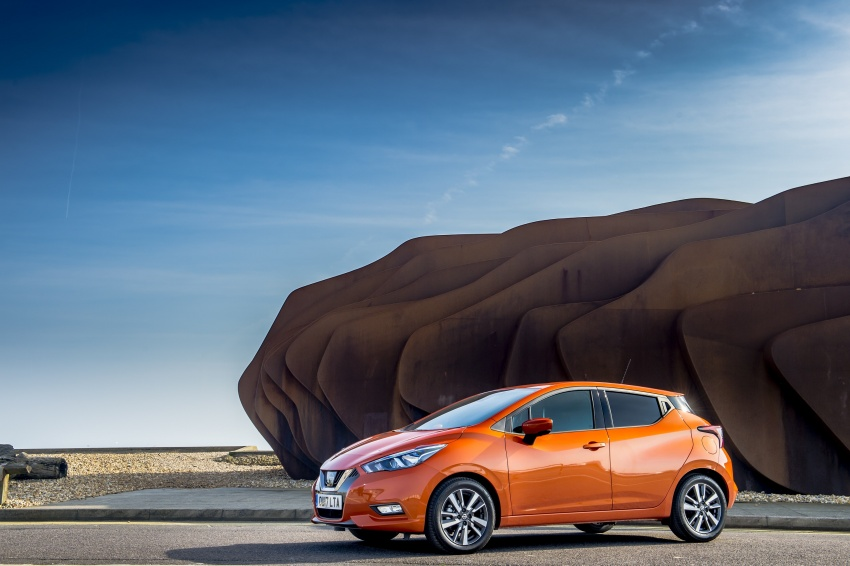 All-new Nissan March arrives in the UK, from RM66k Image #637853