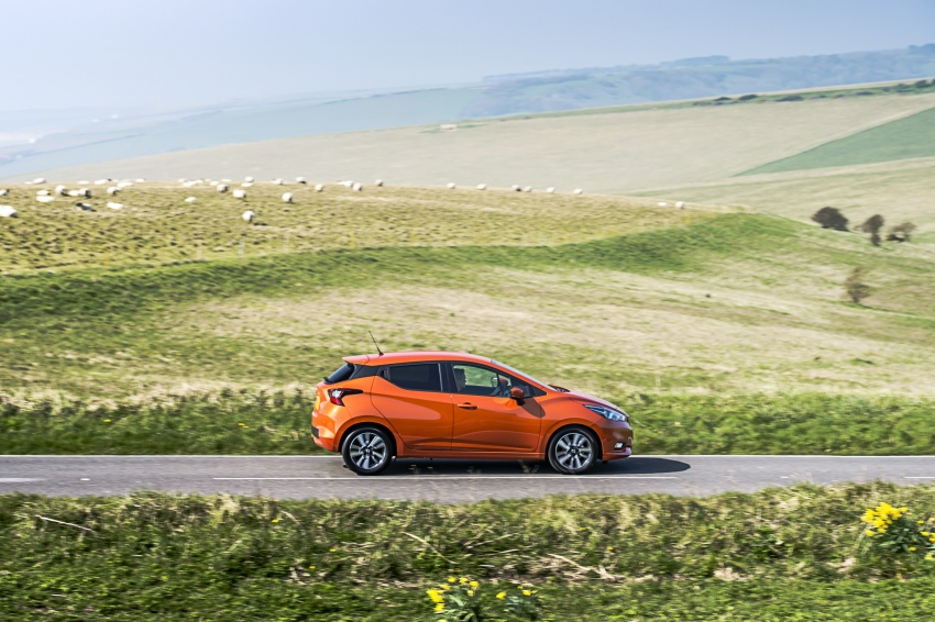All-new Nissan March arrives in the UK, from RM66k Image #637908