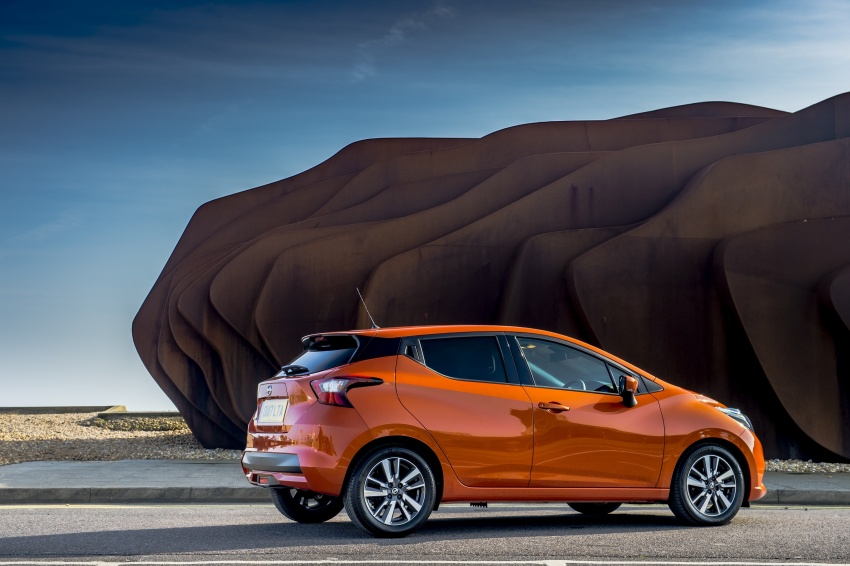 All-new Nissan March arrives in the UK, from RM66k Image #637855