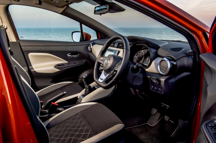 All-new Nissan March arrives in the UK, from RM66k Image #637919