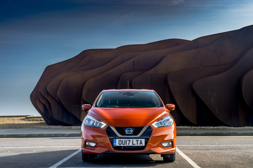 All-new Nissan March arrives in the UK, from RM66k Image #637857