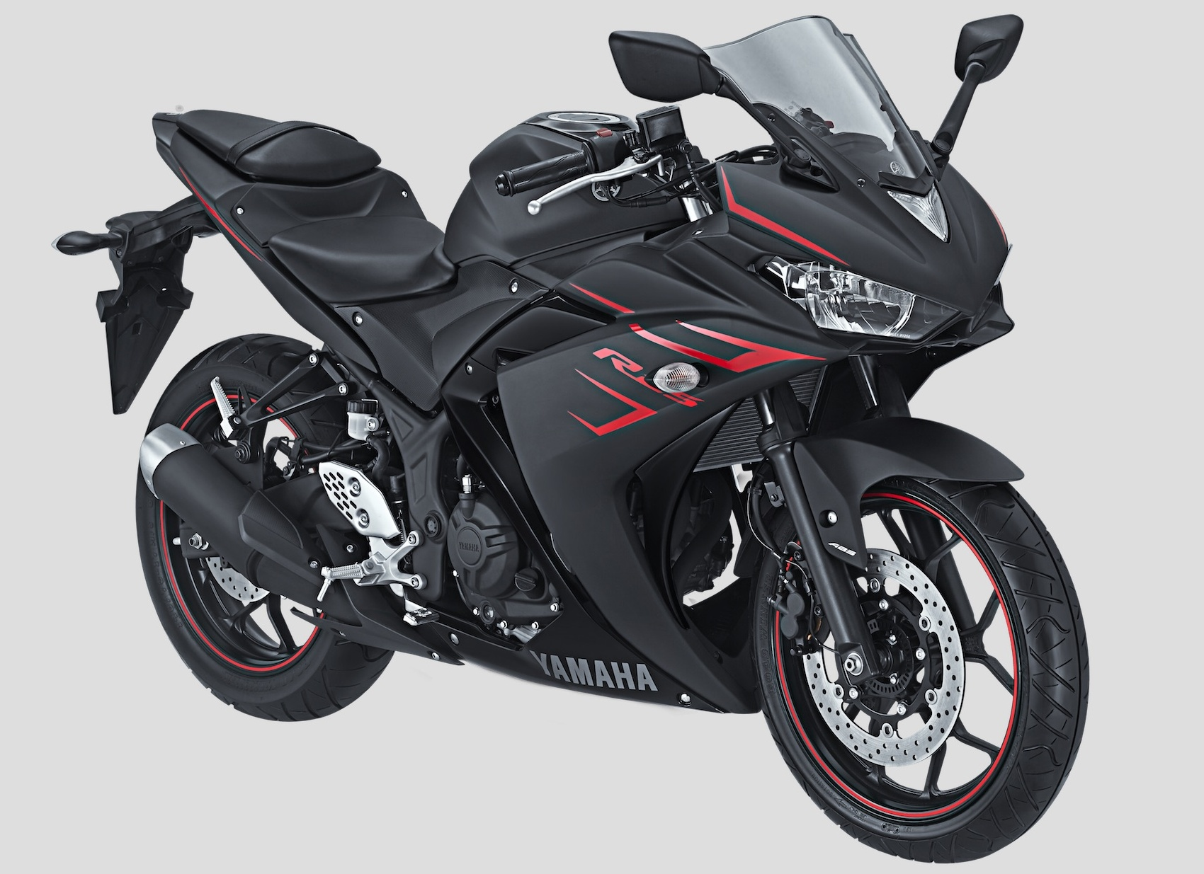 2017 yamaha yzf r25 in two new colours rm20 630 for Yamaha yzf r25