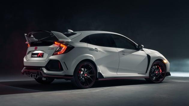 Kerangka Type R Ini Juga Dibina Lebih Kukuh Berbanding Model Hatchback Standard Dengan 38 Peningkatan Pada Ketegaran Kilas Serta 45
