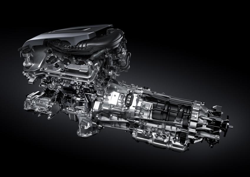 Lexus LS 500h officially debuts at Geneva Motor Show Image #625558