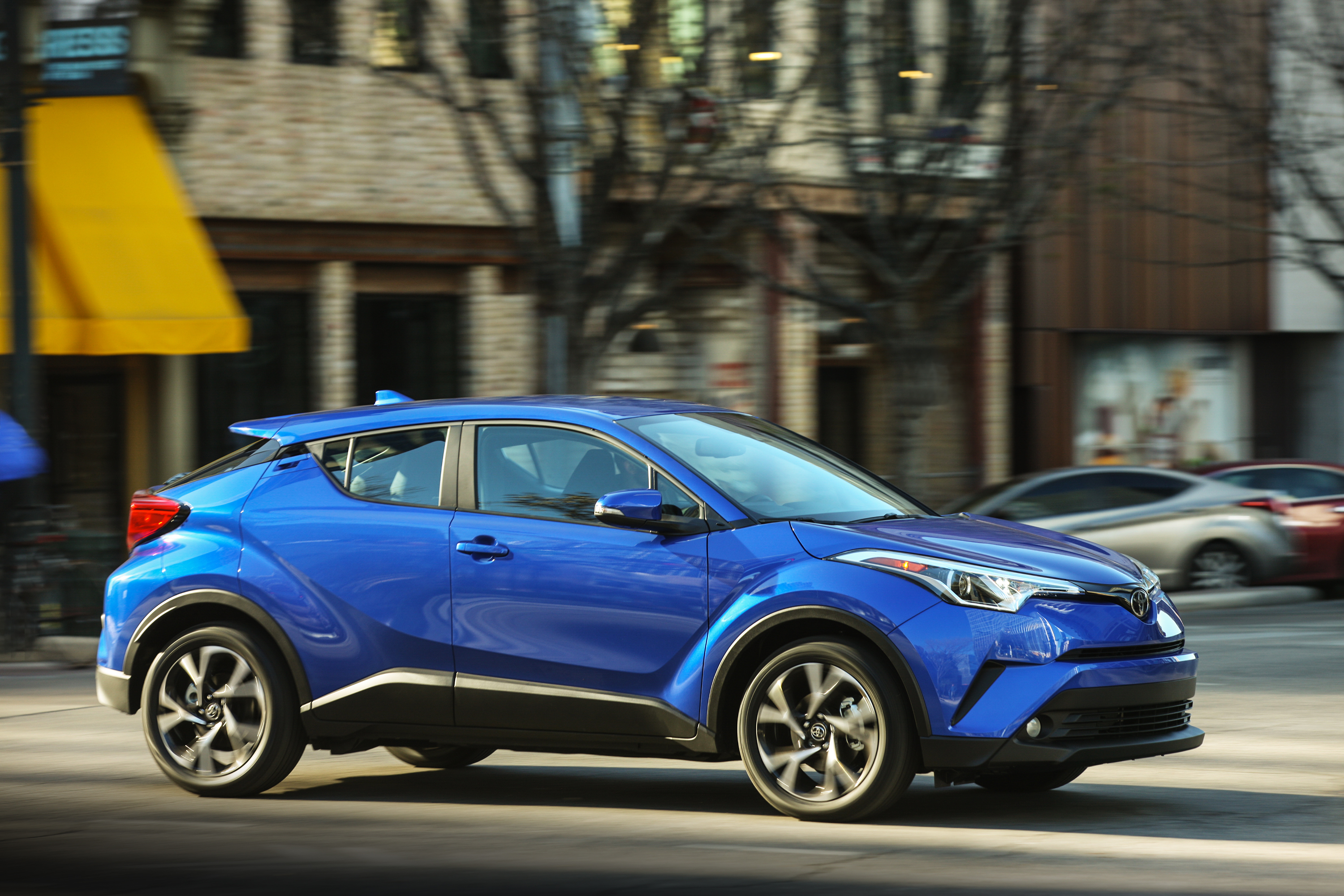 Toyota C Hr Arrives In The Us 2 0l Only From Rm100k