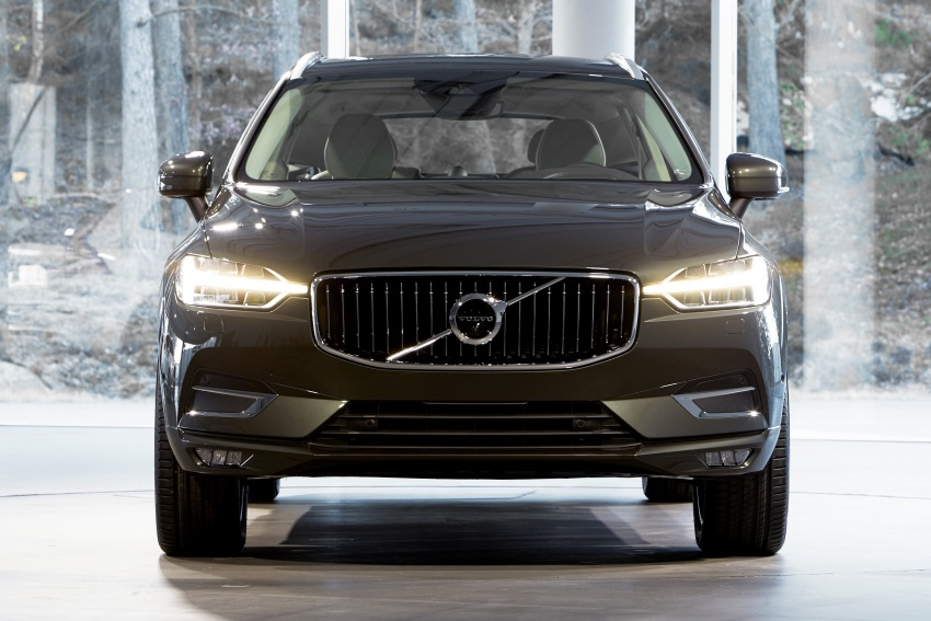 2018 Volvo XC60 unveiled – 407 hp T8 plug-in hybrid Image #625853