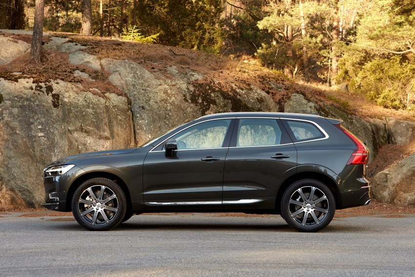2018 Volvo XC60 unveiled – 407 hp T8 plug-in hybrid Image #625855