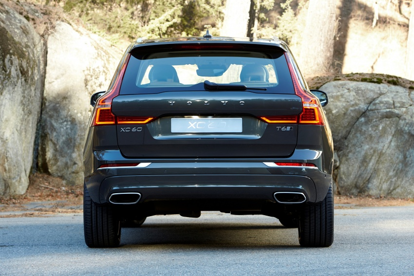 2018 Volvo XC60 unveiled – 407 hp T8 plug-in hybrid Image #625859