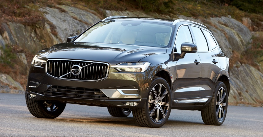 2018 Volvo XC60 unveiled – 407 hp T8 plug-in hybrid Image #625861