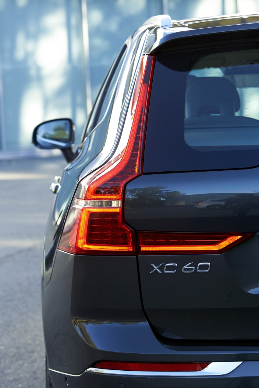 2018 Volvo XC60 unveiled – 407 hp T8 plug-in hybrid Image #625862