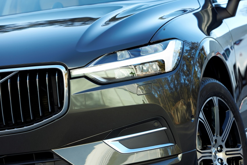 2018 Volvo XC60 unveiled – 407 hp T8 plug-in hybrid Image #625863