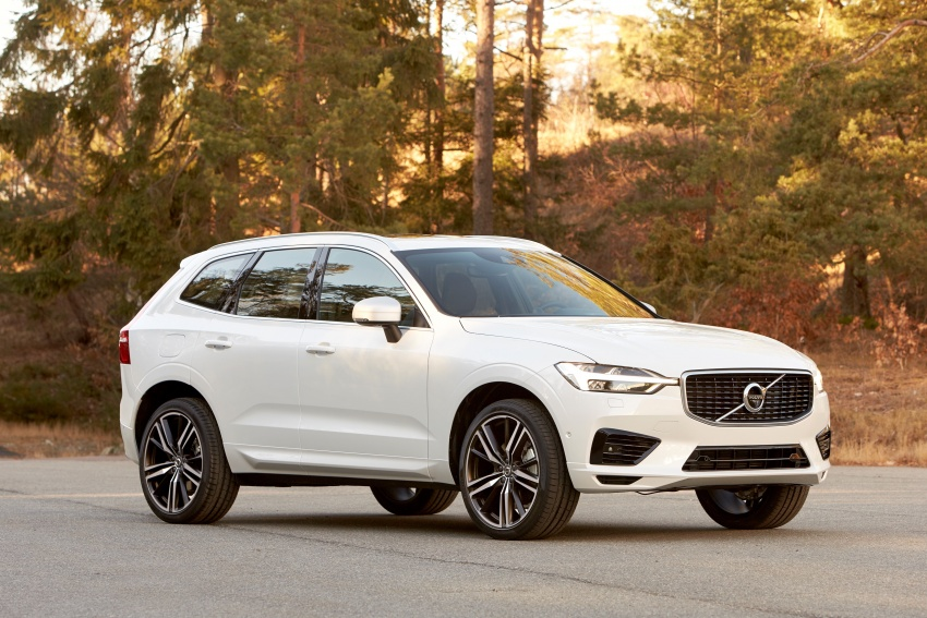 2018 Volvo XC60 unveiled – 407 hp T8 plug-in hybrid Image #625864
