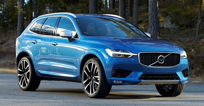 2018 Volvo XC60 unveiled – 407 hp T8 plug-in hybrid Image #625868