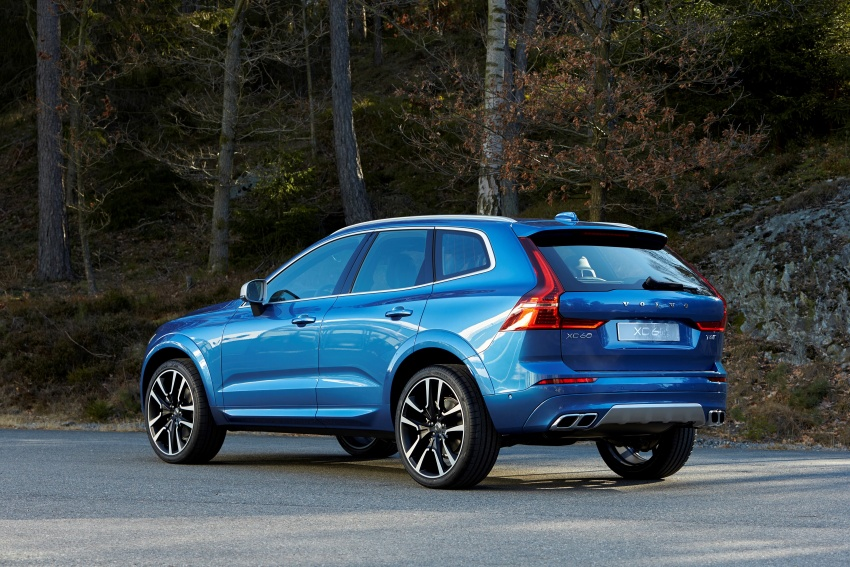2018 Volvo XC60 unveiled – 407 hp T8 plug-in hybrid Image #625873