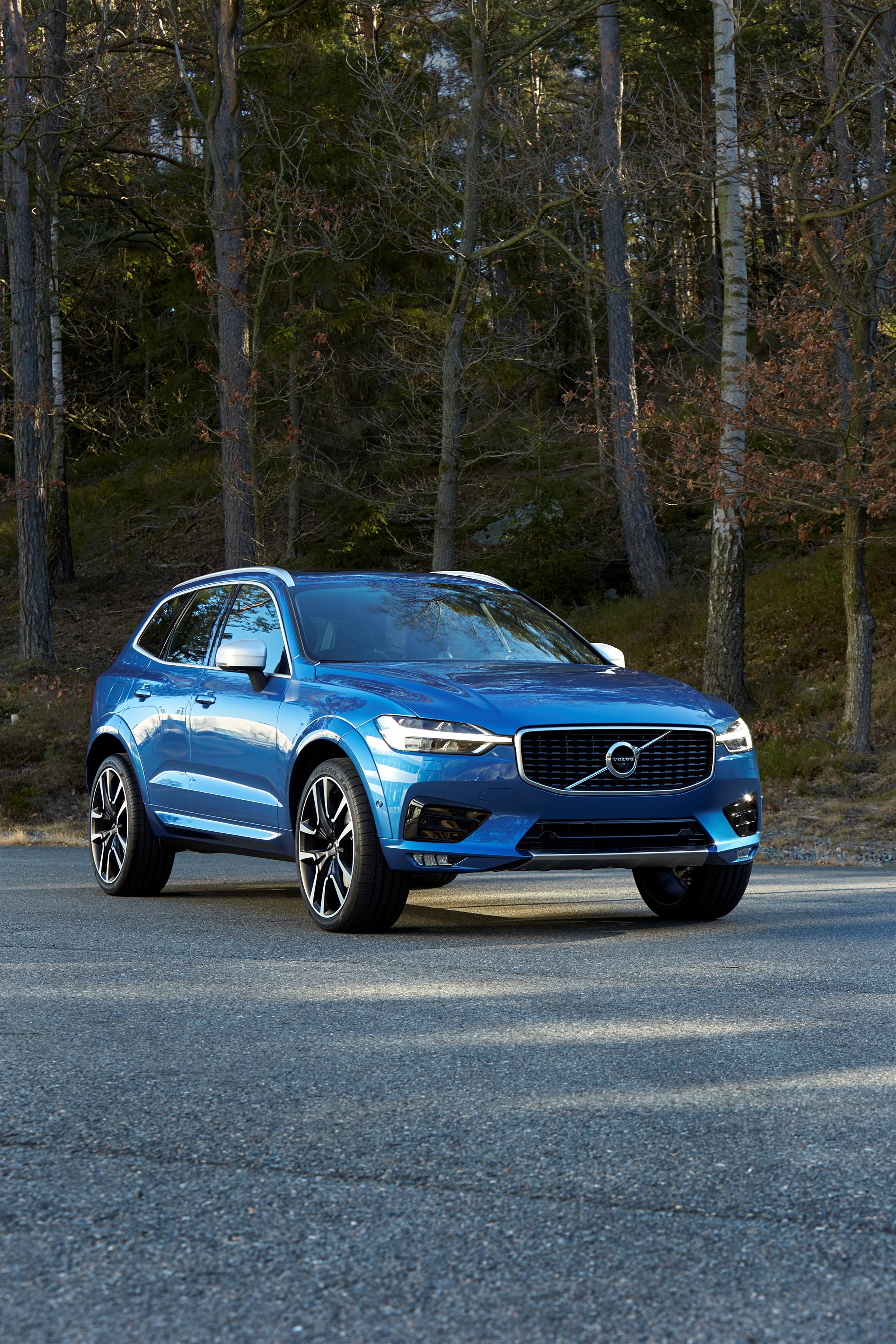 2018 volvo xc60 unveiled 407 hp t8 plug in hybrid image 625877. Black Bedroom Furniture Sets. Home Design Ideas