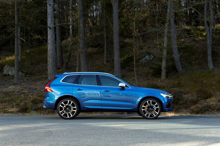 2018 Volvo XC60 unveiled – 407 hp T8 plug-in hybrid Image #625884