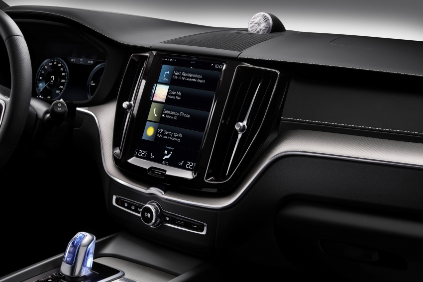 2018 Volvo XC60 unveiled – 407 hp T8 plug-in hybrid Image #625927