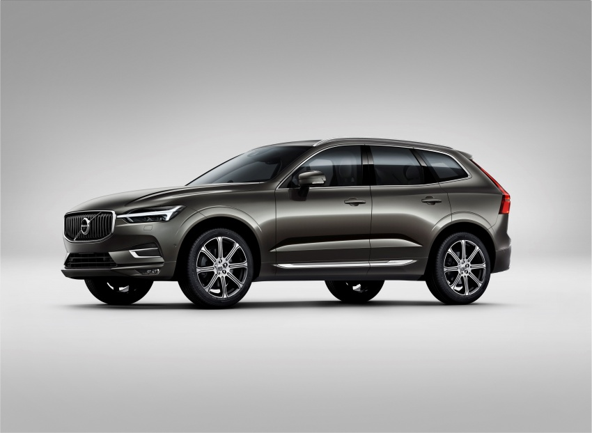 2018 Volvo XC60 unveiled – 407 hp T8 plug-in hybrid Image #625974