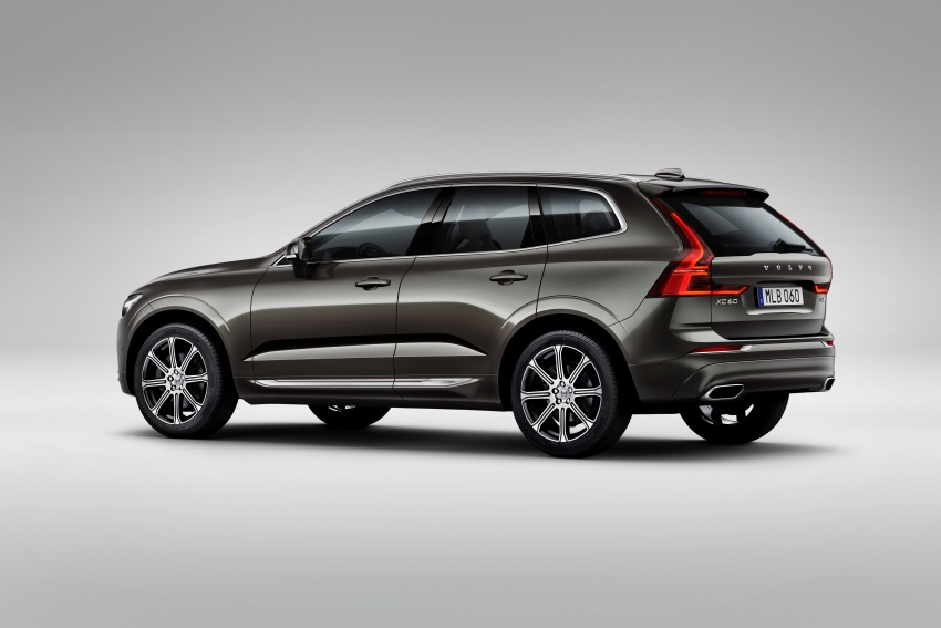 2018 Volvo XC60 unveiled – 407 hp T8 plug-in hybrid Image #625975